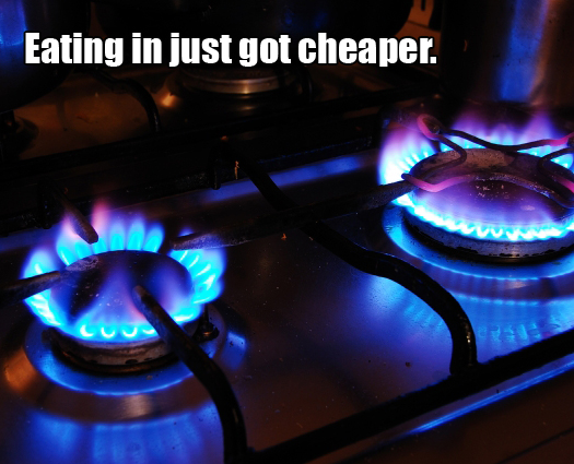 Peoples and North Shore Gas non-heating customers will see lower bills.