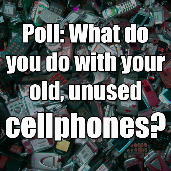 Cellphone recycling survey