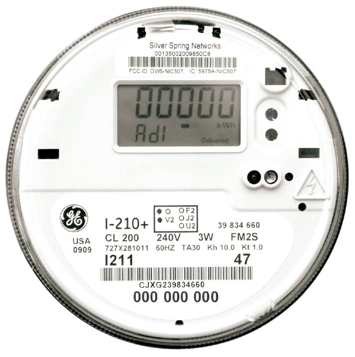 No Rf Digital Electric Meter : How do illinois consumers feel about smart meters