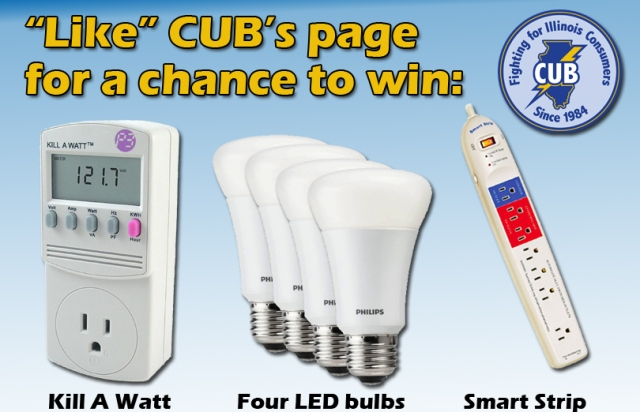 Energy Efficiency Kit prizes