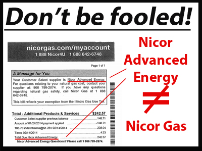 Would the real regulated gas company please stand up? |