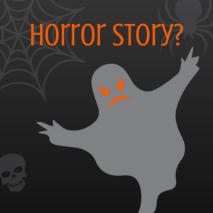 Tell us your customer service horror story by midnight Halloween for a chance to win $25 off your next utility bill.