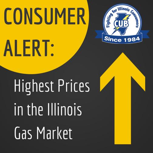 Illinois Natural Gas Prices