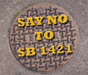 Sewer Manhole Cover by Hern Iron Works